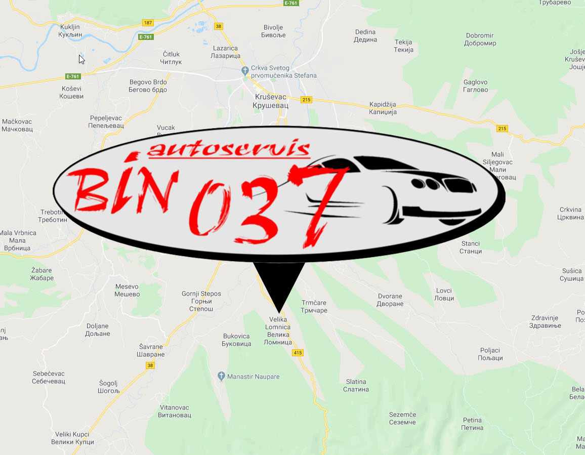 Contact Bin 037 Maintenance And Servicing Of Motor Vehicles